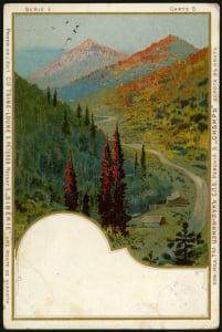 Дорога в Кяхту