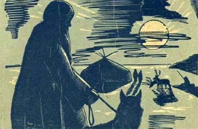 В земле полуночного солнца