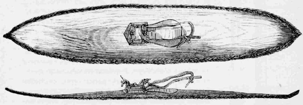 Лыжи сибиряка
