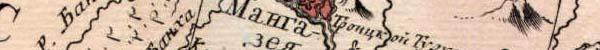 Северный путь на Енисей в XVII веке